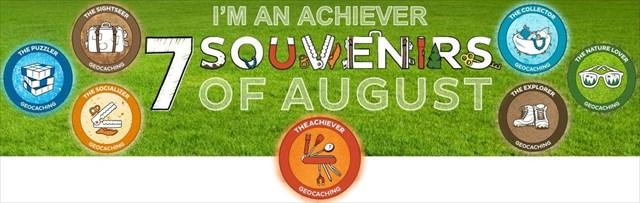 7 Souvenirs of August 2014