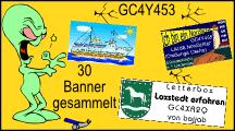 Bannersammler gold