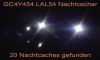 LAL54 Nachtcacher bronze