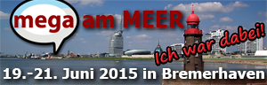 Mega: Am Meer Bremerhaven 2015