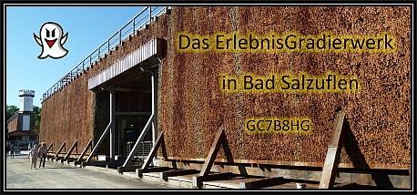 Das ErlebnisGradierwerk in Bad Salzuflen