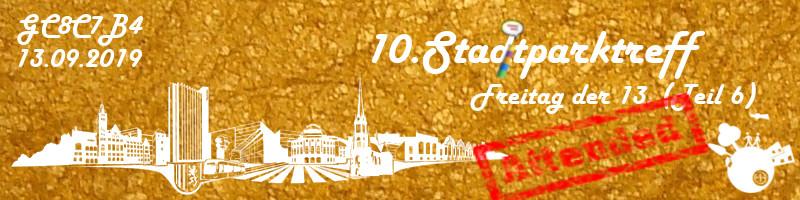 10. Stadtparktreff - Freitag der 13. (Teil 6)