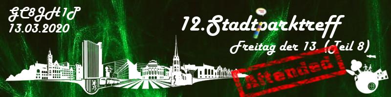 12. Stadtparktreff - Freitag der 13. (Teil 8)
