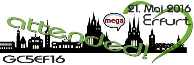 Mega Event in Erfurt 2016